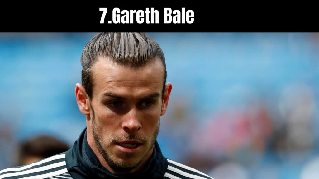 The 10 Richest Soccer Players in the World, Gareth Bale .