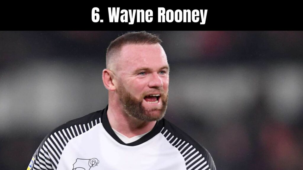 The 10 Richest Soccer Players in the World, Wayne Roone .