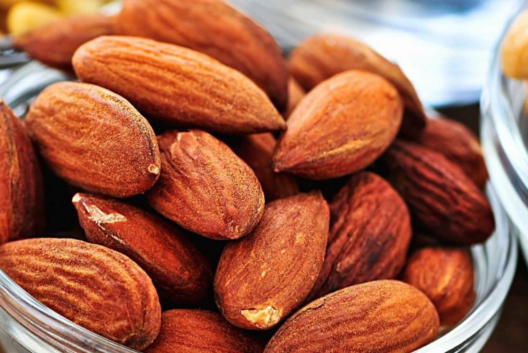 Benefits of Almonds for Skin